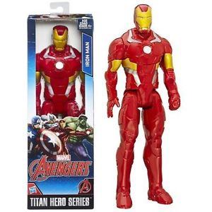 Iron man - actie figuur - titan heros - Marvel - Avengers - 30 cm