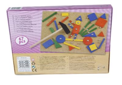 Hamer & Spijker spel