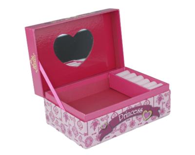 Disney Princess Sieradendoos - Juwelendoos - Roze