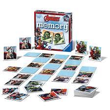 Marvel Avengers memory spel