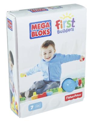 Mega Bloks First Builders - 7 stuks