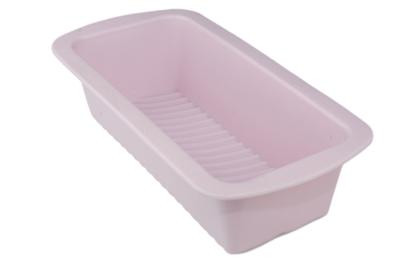 Cakevorm siliconen - Roze - 27x14x7cm