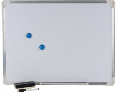 Magnetische Whiteboard incl. Stift/Wisser/Magneet