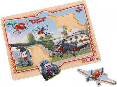 Disney Planes Puzzel - 7 stuks