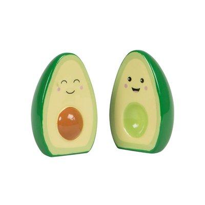 Avocado peper & zoutstel