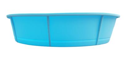Taartbakvorm Ø 27 cm - Blauw - Siliconen - Bakvorm - Cake Bakvorm - Non Stick