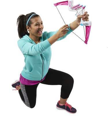 NERF Rebelle Epic Action Bow - Boog