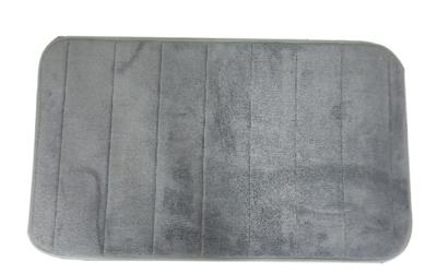 Badmat Neeltje - Grijs - 50x80cm