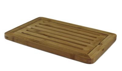 Broodplank ROBIN - Bamboe - 38x25x2cm