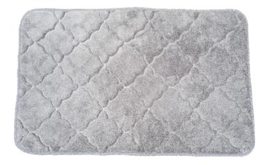 Badmat ALEXANDER - Grijs - 50x80cm