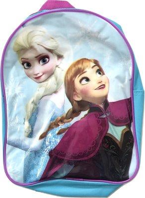 Disney Frozen - Peuter / Kleuter Rugzakje schooltas - 30x23x8 cm