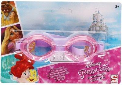 Disney Princess kinder zwembril - Roze - Kunststof