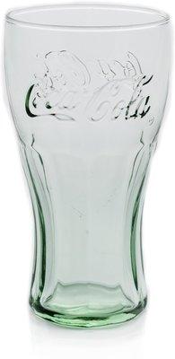 Coca Cola Contour Glazen - Transparant - Glas - Set van 3 - 37cl