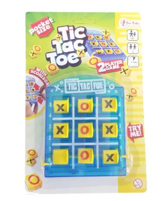 Boter kaas eieren spelletje - Reisspel