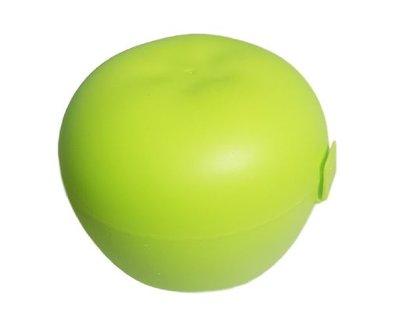 Appelbox LENNART - opbergbox - Groen -  Ø 11  x h 8 cm