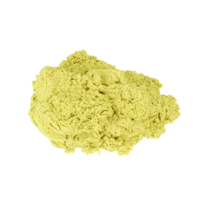 Stretchy Sand - Geel - 500 gram