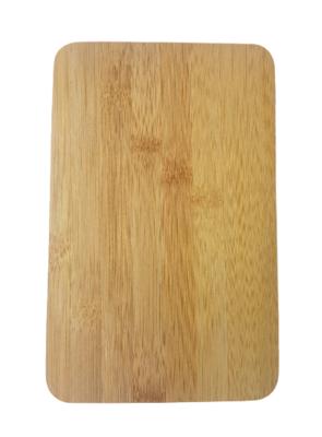 Kleine snijplank NELE - Bruin - Bamboe - 22 x 14 x 0.4 cm