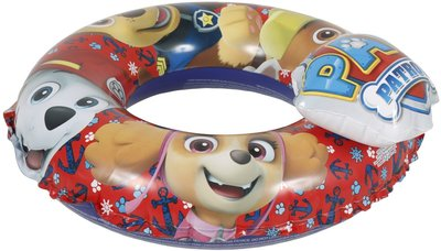 3D Zwemband / Zwemring Paw Patrol - Rood / Multicolor