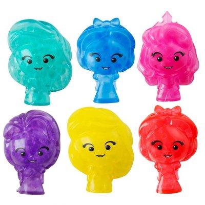 Bubble Palz - Disney Princess - Blauw - 10 cm