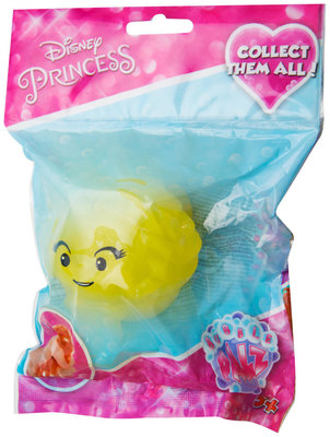 Bubble Palz - Disney Princess - Geel - 10 cm