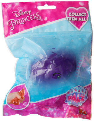 Bubble Palz - Disney Princess - Paars - 10 cm