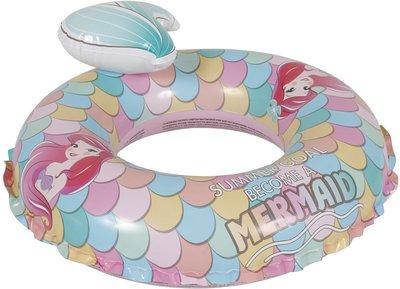 3D Zwemband / Zwemring Disney kleine zeemeermin - Multicolor