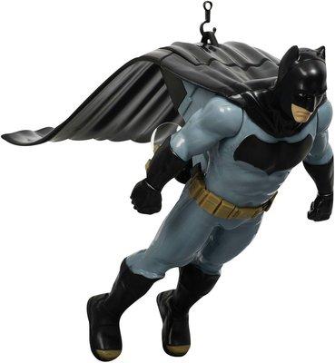 Vliegende Batman pop - Zwart / Grijs - Kunststof - 23 cm