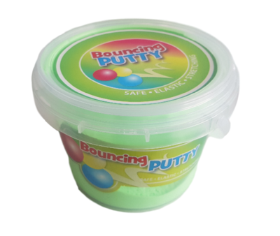 Bouncing putty - Kneedklei - Groen - Slijm