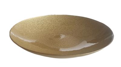 Decoratie schaal TATJANA - Goud - Ø33 cm