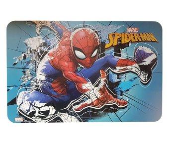 Placemat Spider-man III - Set van 2 placemats - 43 x 28 cm
