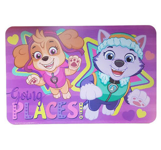 Placemat Paw Patrol IV - Set van 2 placemats - 43 x 28 cm