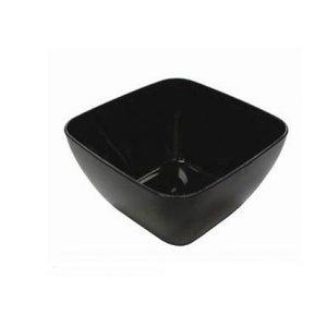 Sabert mini Amuse tasting kommetje - Zwart - Kunststof - 5.5 x 5.5 x 3 cm - Set van 20