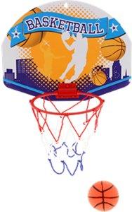 Basketbal speelset - Multicolor - Kunststof - 27,5 x 21,5 cm
