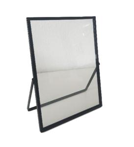 Fotolijst LANCELOT - Zwart - Metaal / Glas - 10 x 15 cm
