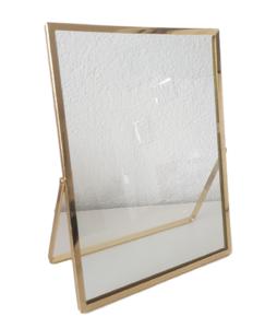 Fotolijst LANCELOT - Goud - Metaal / Glas - 10 x 15 cm