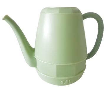 Gieter DIRKJE - Groen - Kunststof - 1.8L - 30 x 12.5 x 20.5 cm
