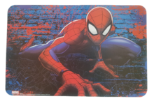 Placemat Spider-man II - Set van 2 placemats - 43 x 28 cm