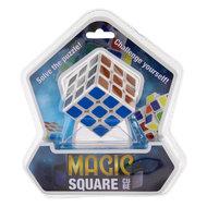 Magische Kubus - Rubik's cube - Multicolor - Kunststof