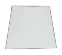Spiegel ELIAS - Zilver - Metaal - 25 x 25 cm - Vierkant - Wandspiegel
