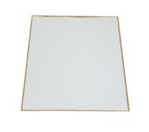 Spiegel ELIAS - Goud - Metaal - 25 x 25 cm - Vierkant