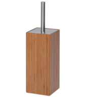 Toiletborstel HILDO - Bamboe - Rvs - 35 cm