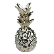Gouden ananas - Gold Pineapple - Ø8 x H20cm