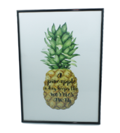 Red Hart - schilder pineapple