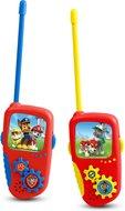 Red Hart - Paw Patrol walkie talkie - Speelgoed - Chase, Everest, Marshall, Rocky, Rubble, Skye en Zuma