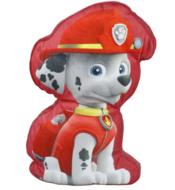 Red Hart - PAW Patrol Marshall vormkussen - Rood - Polyester - 35x18x5cm