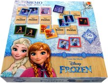 Disney Frozen Memo Spel - Hout
