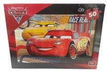Legpuzzel Disney Cars - 50 stukjes - Kinderpuzzel