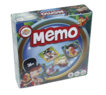 Piraten Memo Spel