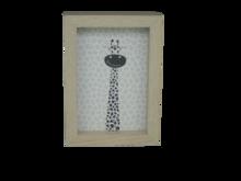 Fotolijst met diepe lijst JOKE - Bruin - Box frame - 10 x 15 cm