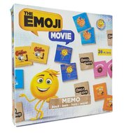 The Emoji Movie - Houten Memory Spel
